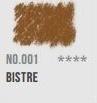 CAP-pastel Bistre 001