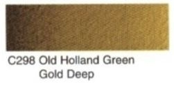 C298-OH green gold deep (OH watercolour 6ml tube)