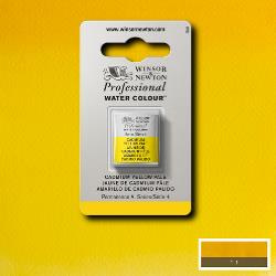 W&N Pro Water Colour ½ nap Cadmium Yellow Pale S.4