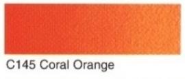 C145-Coral orange