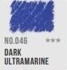 CAP-pastel Dark ultramarine bleu 046