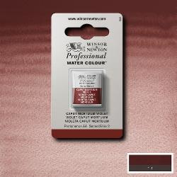 W&N Pro Water Colour ½ nap Kaput Mortuum S.2