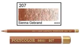 KIN-Polycolor nr.207  Bunt Sienna