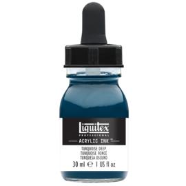 Liquitex Acrylic ink TURQUOISE DEEP