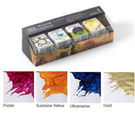 Winsor & Newton Kaleidoscope drawing inks gift collection
