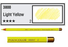 KIN-Polycolor nr. 2  Light Yellow