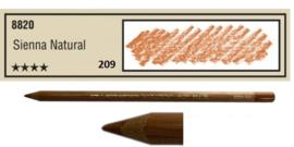 209- Pastelpotlood Naturel Sienna (Koh-I-Noor)