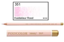 KIN-Polycolor nr.351  Huidskleur rood