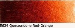 E-634 Quinacridone Red-Orange Acrylverf 60 ml