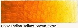 C-632 Indian Yellow-Brown Ex. Acrylverf 60 ml