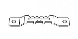 Tandhanger 40 mm 10 stuks