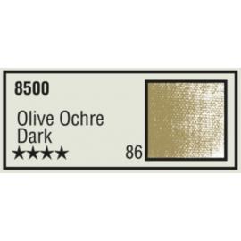 Pastelkrijt los nr. 86- Olive ochre dark