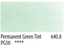 Panpastel Permanent Green Tint 640.8