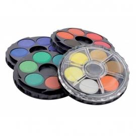 Koh-I-Noor Aquarel carousel 24 kleuren