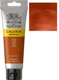 no.214- Galeria Acrylic Copper 120 ml tube