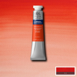 Cotman Cadmium red  Heu tube 21 ml