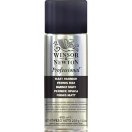 Winsor & Newton Pro - MATT vernis voor olie en Acryl 400ml