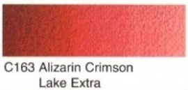 C163-Alizarin Crimson lake ext.