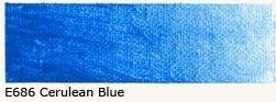 E-686 Cerulean Blue Acrylverf 60 ml