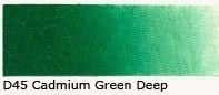 D-45 Cadmium Deep Green 40ml
