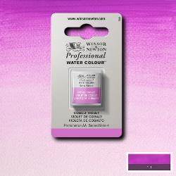 W&N Pro Water Colour ½ nap Cobalt Violet S.4