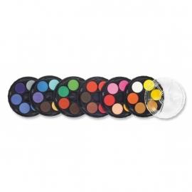 Koh-I-Noor Aquarel carousel 36 kleuren