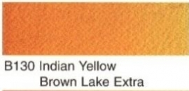 B130-Indian yellow brownlake ex. (OH watercolour 6ml tube)