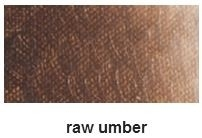 Ara 150 ml -raw umber A69