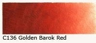 C-136 Golden barok red 40 ml