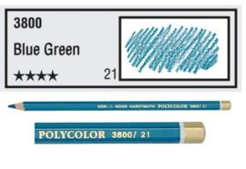KIN-Polycolor nr.21   Bleu Green