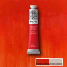 Winton 107  Cadmium Scarlet heu 200 ml