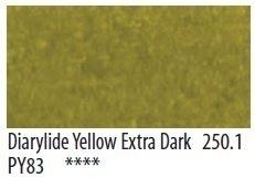Panpastel Diarylide Yellow Extra Dark 250.1