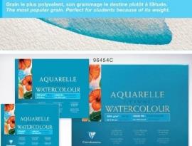Clairefontaine Aquarel 200 grams Etival  56x76 cm  25vel los