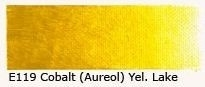 E-119 Cobalt yellow lake 40 ml