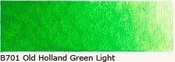 B-701 O.H. Green Light Acrylverf 60 ml