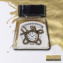 Winsor en Newton  Drawing  Gold