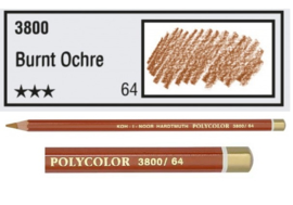 KIN-Polycolor nr.64   Burnt Ochre