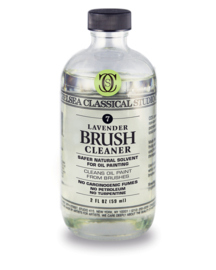 Chelsea Lavender Brush cleaner 118 ml