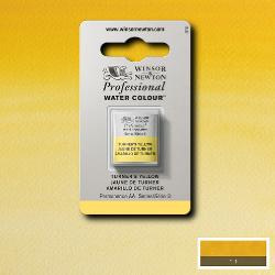 W&N Pro Water Colour ½ nap Turner's Yellow S.3