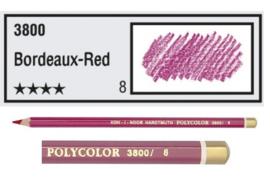 KIN-Polycolor nr. 8   Bordeaux Red