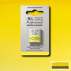 W&N Pro Water Colour ½ nap Winsor Lemon S.1