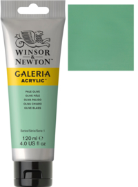 no.435 - Galeria Acrylic Pale olive 120 ml tube