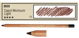 11-Pastelpotlood  L.caput mortuum