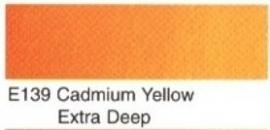E139- Cadmium yellow ex.deep