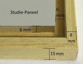 Baklijstje & Studie-Paneel 40x50 cm
