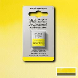 W&N Pro Water Colour ½ nap Bismuth Yellow S.3