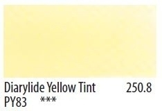 Panpastel Diarylide YellowTint 250.8