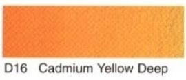 D16- Cadmium yellow deep