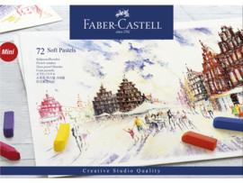 Faber Castell Creative Studio 72 halve pastels