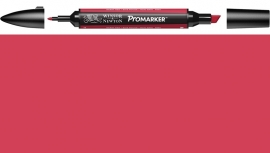 W&N ProMarker R665-Berry red